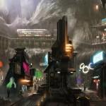 Red Faction Armageddon Concept Artwork: Civilians