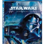 Star Wars Official Blu Ray cover for Classic trilogy