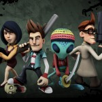 All Zombies Must Die! Characters