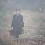 A Misty Daniel Radcliffe in The Woman In Black