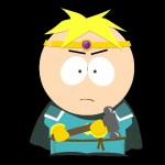 Southpark Game character Image - Butters