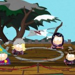 South Park Game Ingame Screenshot - Archer Assault
