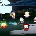 South Park Game Ingame Screenshot - Damn Vampires