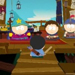 South Park Game Ingame Screenshot - The Council