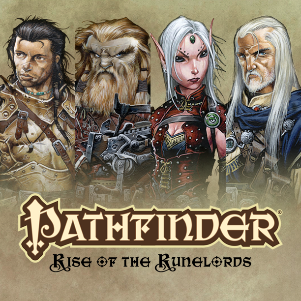 Pathfinder Rise of the Runelords Audio Series