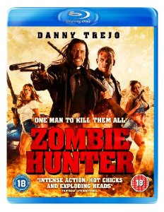 Zombie Hunter Coming Soon To DVD and BD