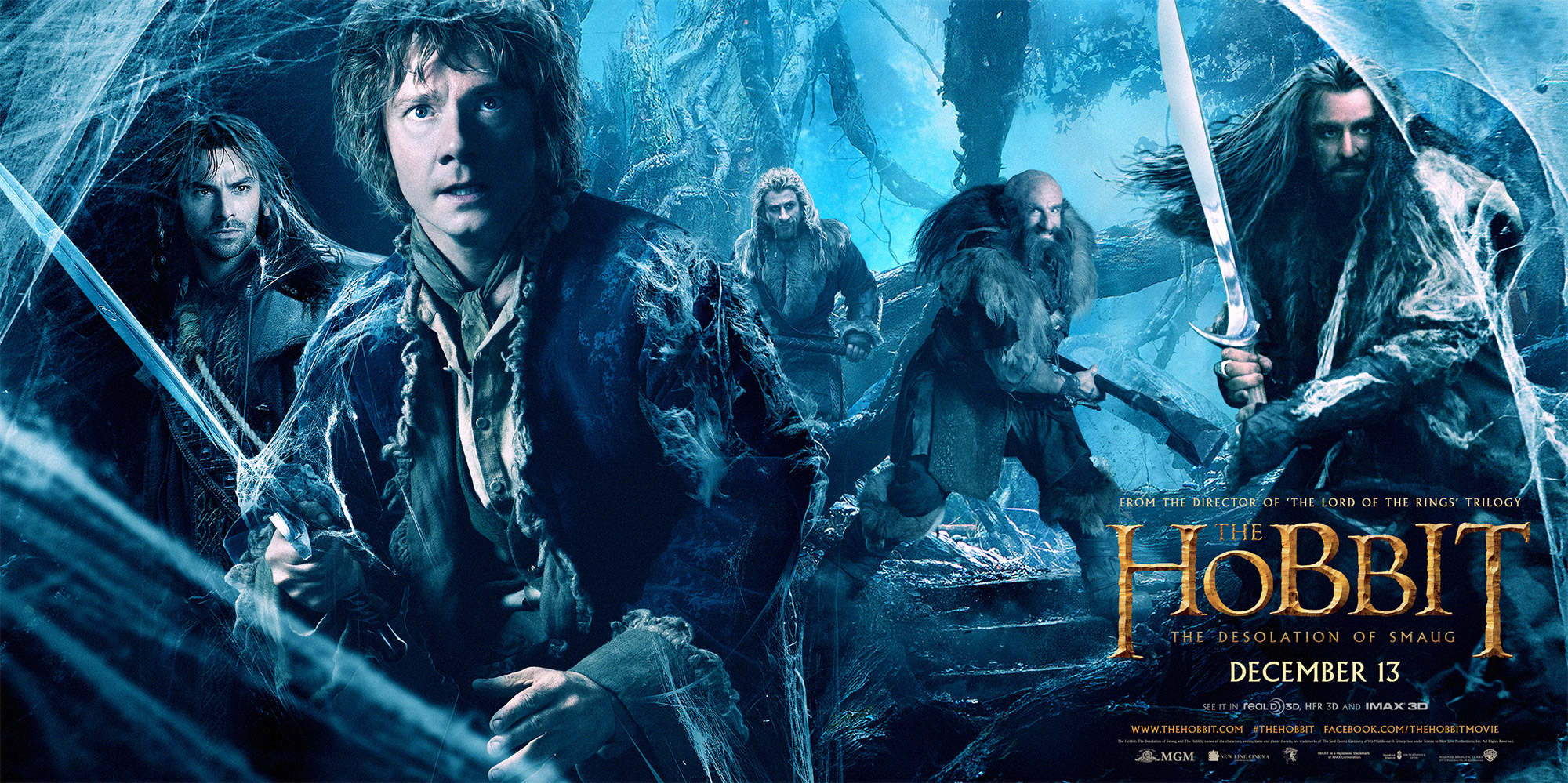 The Hobbit: The Deso?lation of Smaug