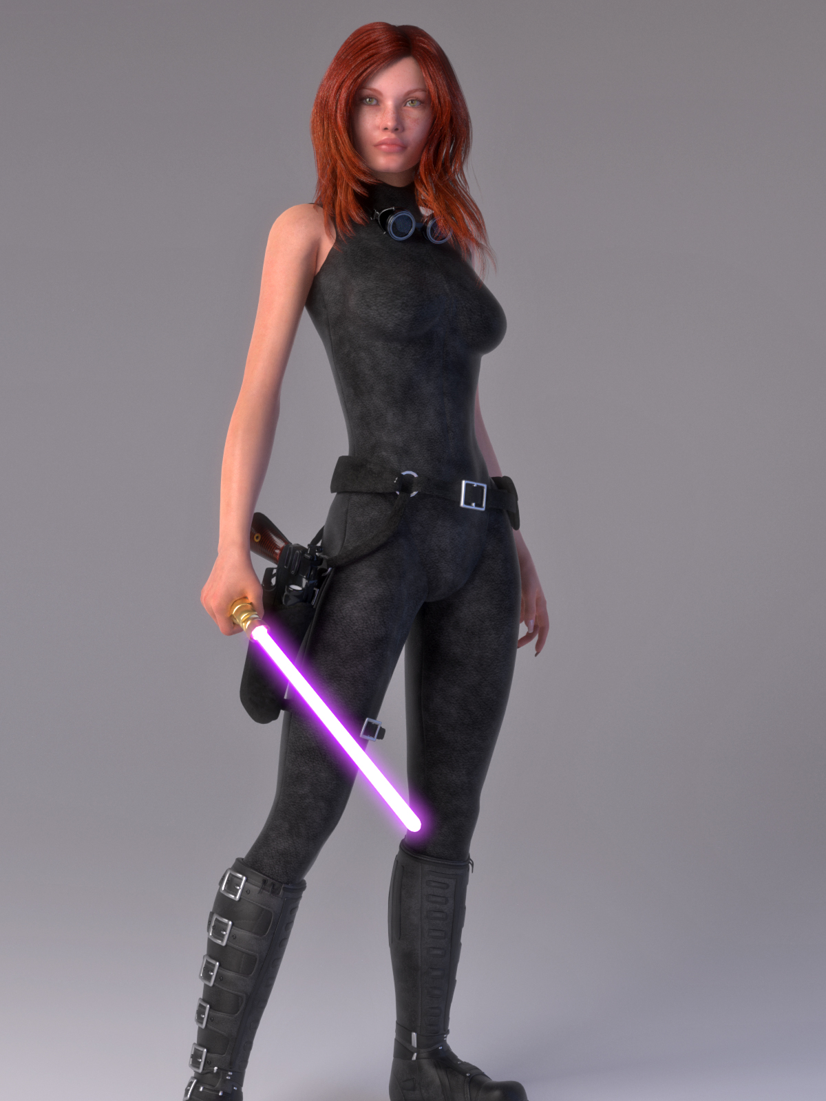 Mara Jade Possible Costume