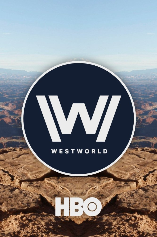 Westworld TV Series Logo HBO 2016