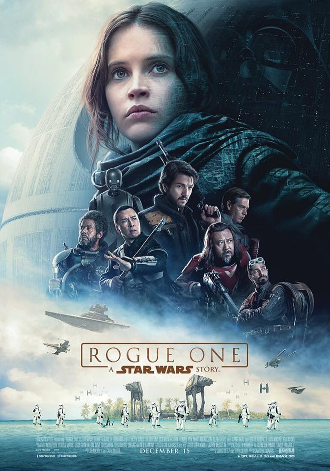 Star Wars Rogue One Official Poster