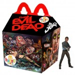 The Evil Dead Happy Meal