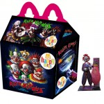 Killer Klowns From Outer Space Happy Meal.