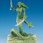 Marshalla Silvie Green Sculpt