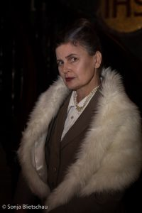 Lady Audrey MacDairmid Played By Sophie Aldred