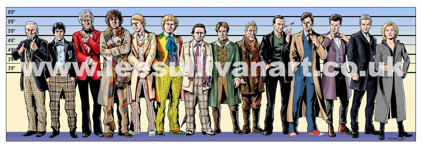 evolution of doctor who 1983 tv special: the five doctors in 1983, to celebrate the 20th anniversary of the long-running bbc science fiction television series doctor who, producer john nathan-turner planned a special event, the five doctors, a 90-minute episode to feature the five actors who had at that point played the.