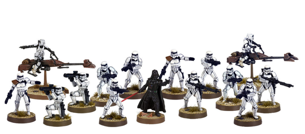 Star Wars Legion - Wargame ImperialMinis
