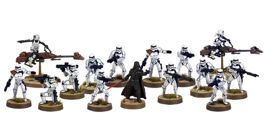 Star Wars Legion - Wargame ImperialMinis