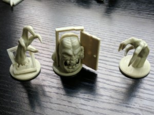 Applehead Evl Dead Board Game Miniature