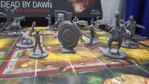 Evil Dead Miniatures On Board