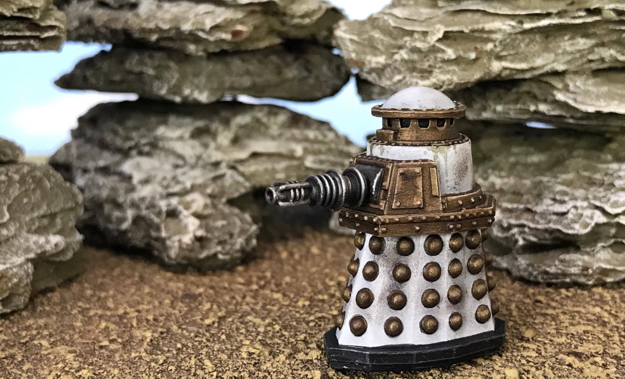 Warlord Games Special Weapons Dalek