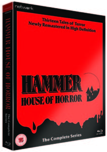 Hammer House of Horror Limited Edition O Card Sleeve