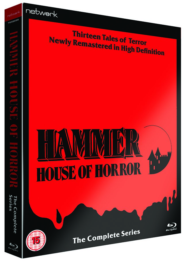 Hammer House of Horror Limited Edition O Card Sleeve