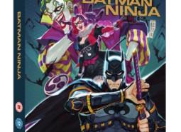 Batman Ninja Bluray