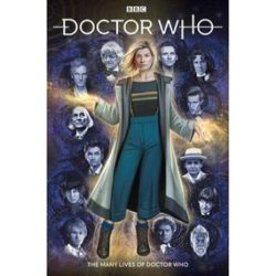 Doctor Who: 13th Doctor: The Many Lives Of Doctor Who #0 (Cover A Ianniciello)