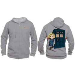 Doctor Who: Hoodie: 13th Doctor Kawaii TARDIS (SDCC 2018)