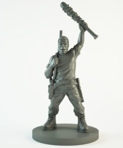 Heres Negan - Negan Miniature Mantic Games