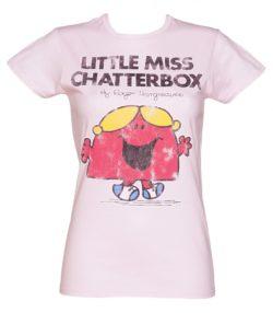 Women's Little Miss Chatterbox T-Shirt