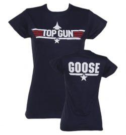 Women's Top Gun Goose T-Shirt