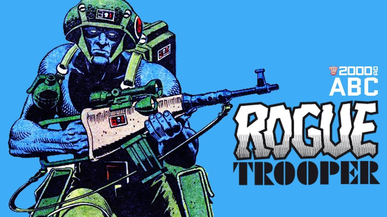 Rogue Trooper Movie
