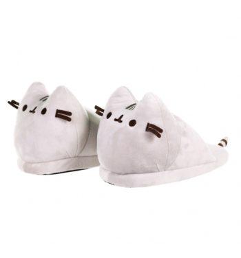 3D Plush Pusheen Slippers