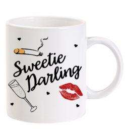 Ab Fab Sweetie Darling Boxed Mug
