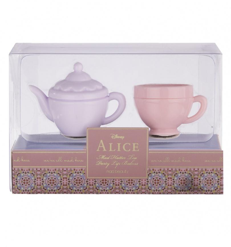 Alice in Wonderland Tea Party Disney Lip Balm Duo