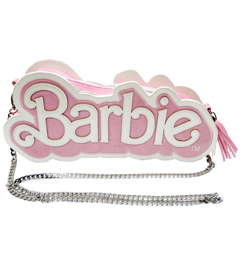 Barbie Logo Shaped Handbag - SciFind be0c5ac5819b9