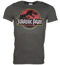 Men's Jurassic Park Logo T-Shirt