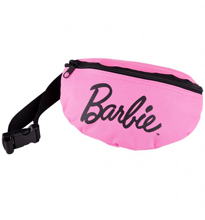Pink Barbie Bum Bag from Spiral - SciFind 419a2e11450fd