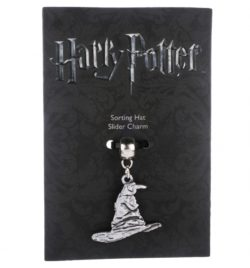 £5.99 Order Now · Silver Plated Harry Potter Sorting Hat Slider Charm be4158d8adab3