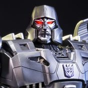 Megatron Transformers Generation 1 Transformers Statue