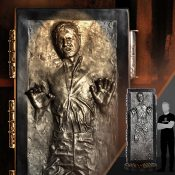 Han Solo in Carbonite Star Wars Life-Size Figure