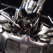 Jazz Transformers Statue