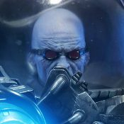 Mr Freeze DC Comics Statue
