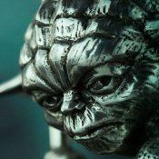 Yoda Figurine Star Wars Pewter Collectible