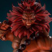 Akuma Street Fighter Statue