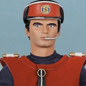 Captain Scarlet Captain Scarlet and the Mysterons Sixth Scale Figure