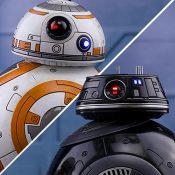 BB-8 and BB-9E Star Wars Sixth Scale Figure