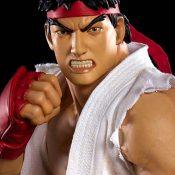 Ryu Ansatsuken Street Fighter Statue