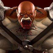 Kintaro Bloody Klassic Mortal Kombat Statue